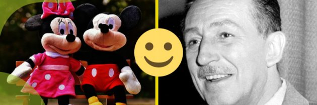 Selección de Frases de Walt Disney