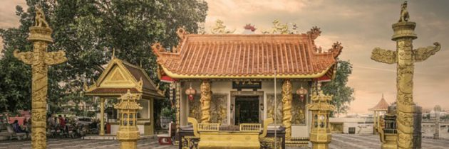 LAO TSE –  TAO TE KING