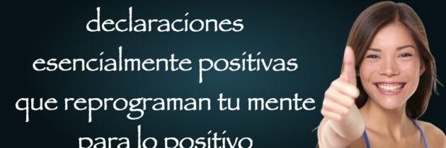 Uso del diálogo interno positivo para conquistar cualquier objetivo