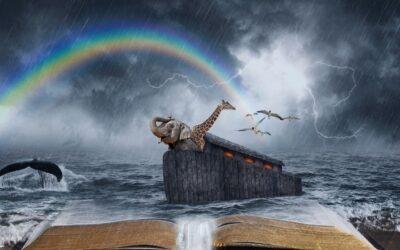 Para Ser una persona feliz: aprende a vivir como el arca de Noé