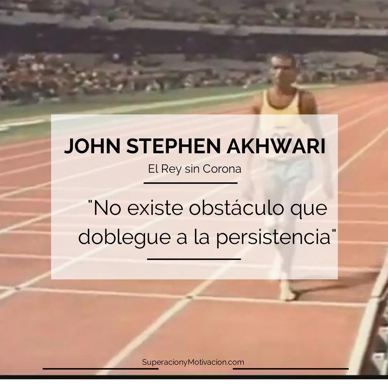 John Stephen Akhwari