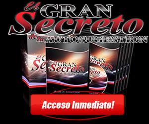 el gran secreto de la autosugestion