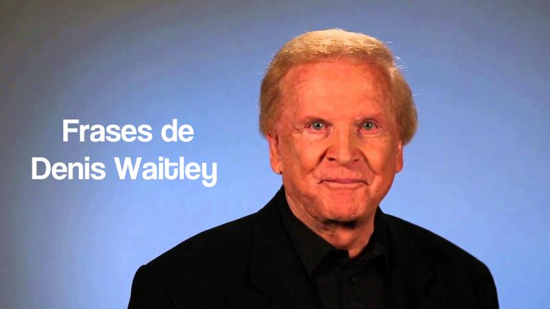 Frases de Denis Waitley Para Ser Un Ganador