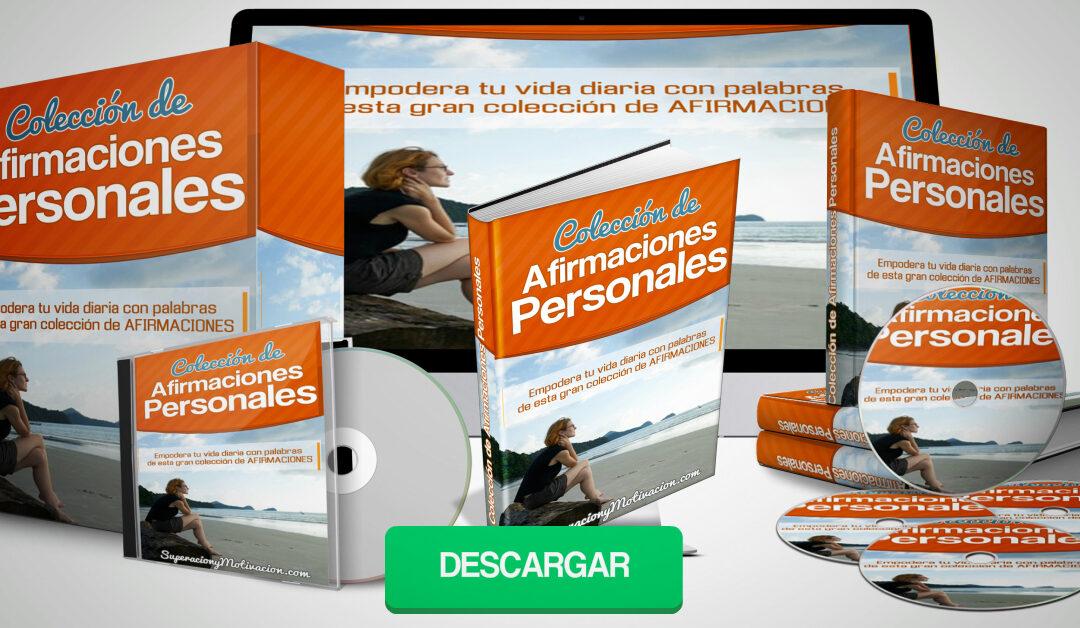 El libro de las afirmaciones personales